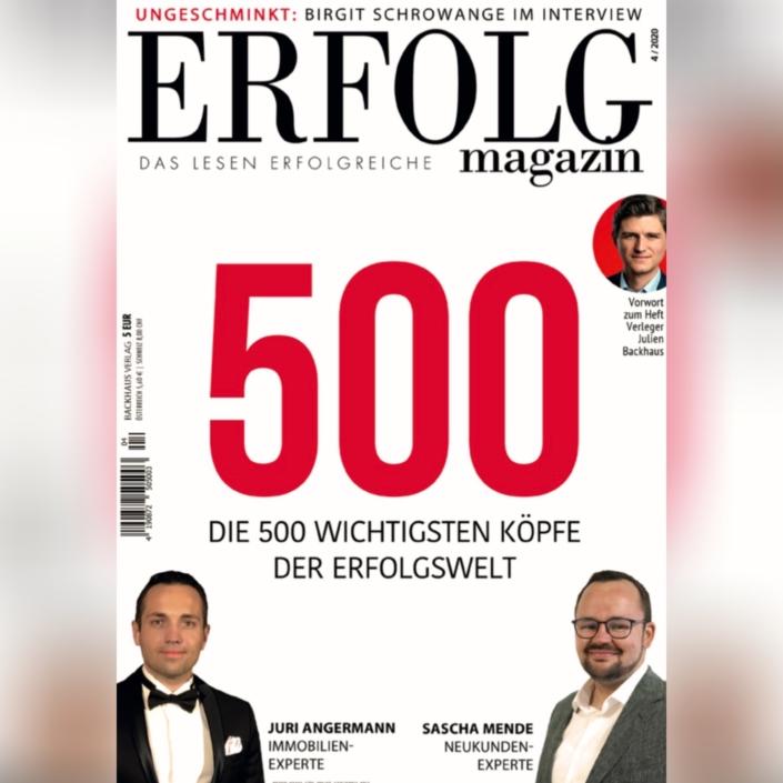 Erfolg Magazin 4/2020